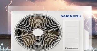 نمایندگی کولر گازی سامسونگ در جهانشهر کرج : فروش ،تعمیر ، نصب ، شارژ گاز